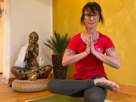 Mindful Hatha Yoga zertifizierter Präventionskurs