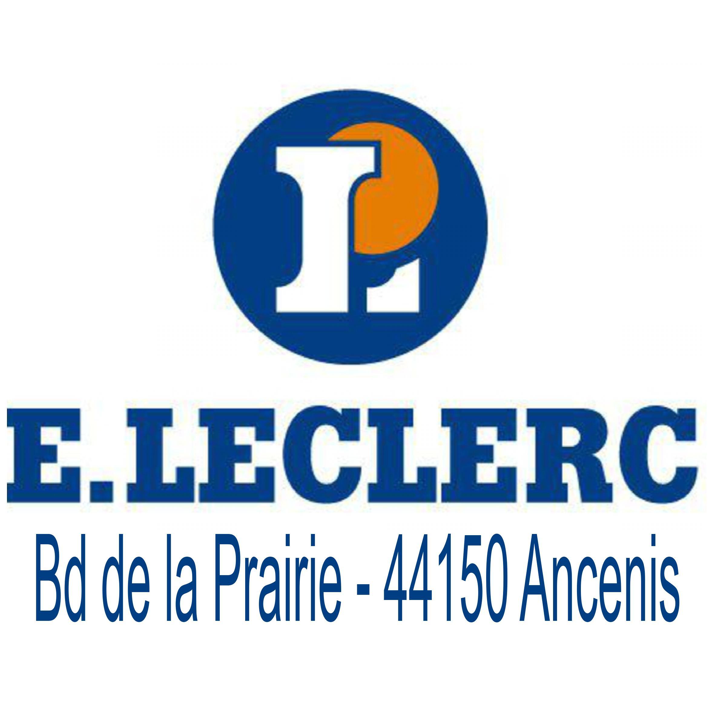 E. LECLERC Ancenis
