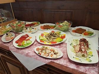Hotel Gasthof Linsner Mittag und Abendessen