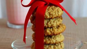 Zdrave vánoční sušenky