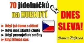 České jídelníčky na hubnutí od Danči