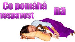 Co pomáhá na nespavost
