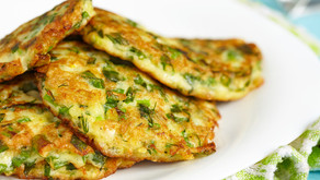 Zeleninové placičky bez mouky