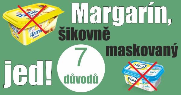 Dana Hajkova a Margarin