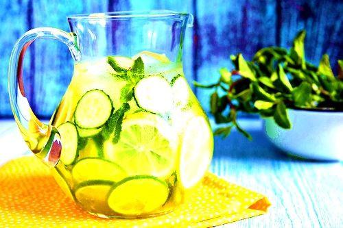 4 tipy na osvěžujíci letní nápoje