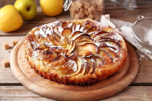 Jablecny kolac bez lepku