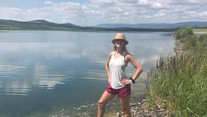 Výlet k novému jezeru