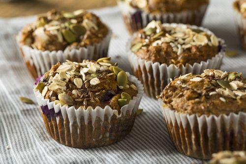 Semínkové muffiny Danča