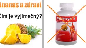Ananas a zdraví