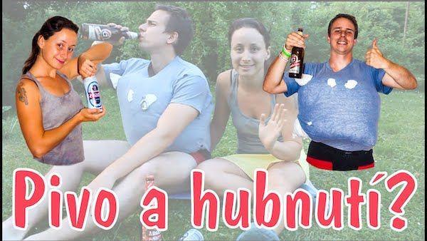 Pivo a hubnutí