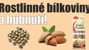 Rostlinné bílkoviny a zdravé hubnutí