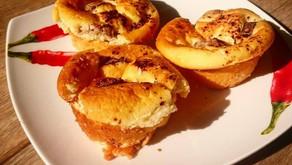 Zdravé muffiny recept