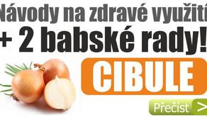 Cibule a zdraví
