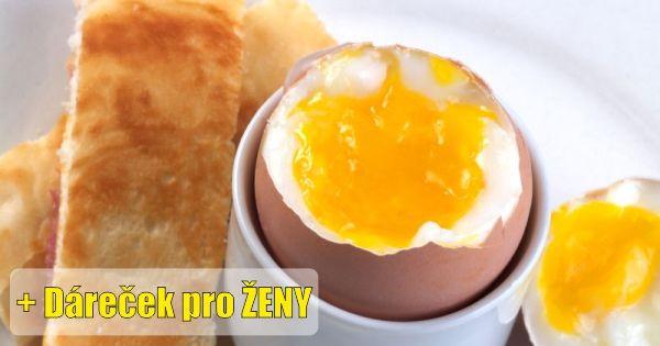 Vajíčka na měkko