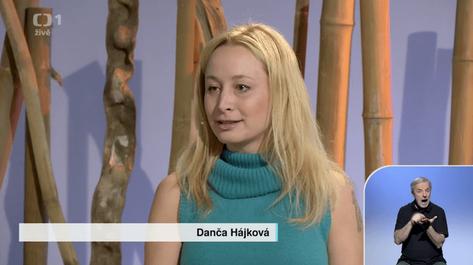 Česká televize - pořad SAMA DOMA