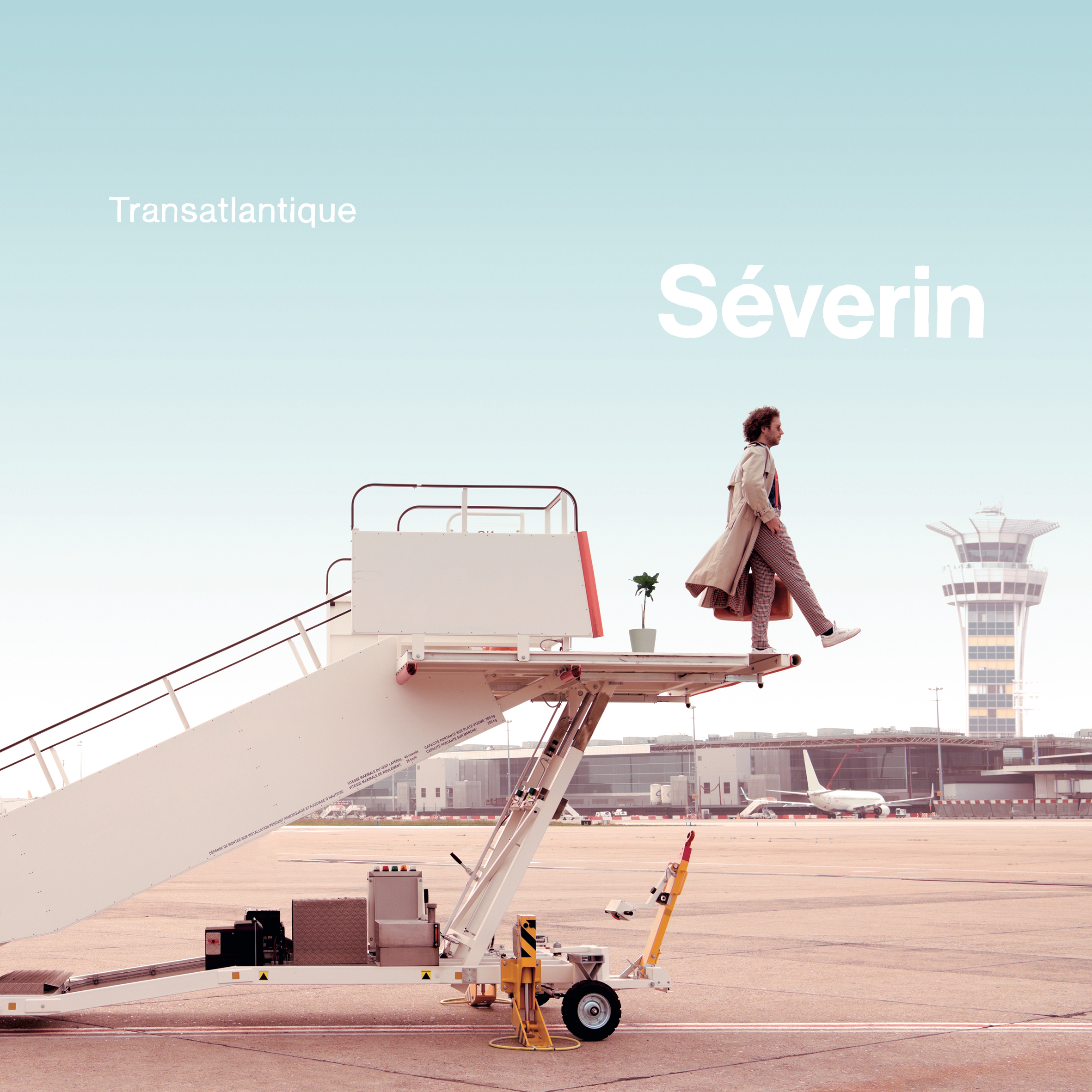 """Cover album """"Transatlantique"""""""
