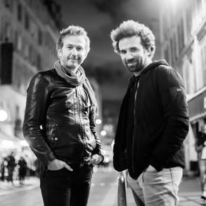 Cyril Dion & Sébastien Hoog