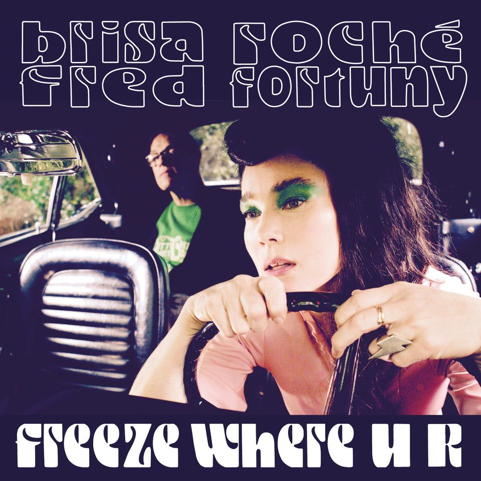 Brisa Roché & Fred Fortuny
