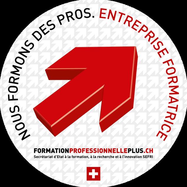 Logo apprentissage