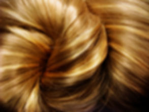 chignons cheveux extensions naturelles