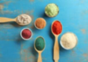 Henné en poudre pour coloration végétale