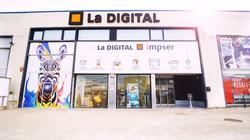 Façana La DIGITAL impser