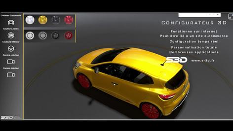 Configurateur 3D WEB GL