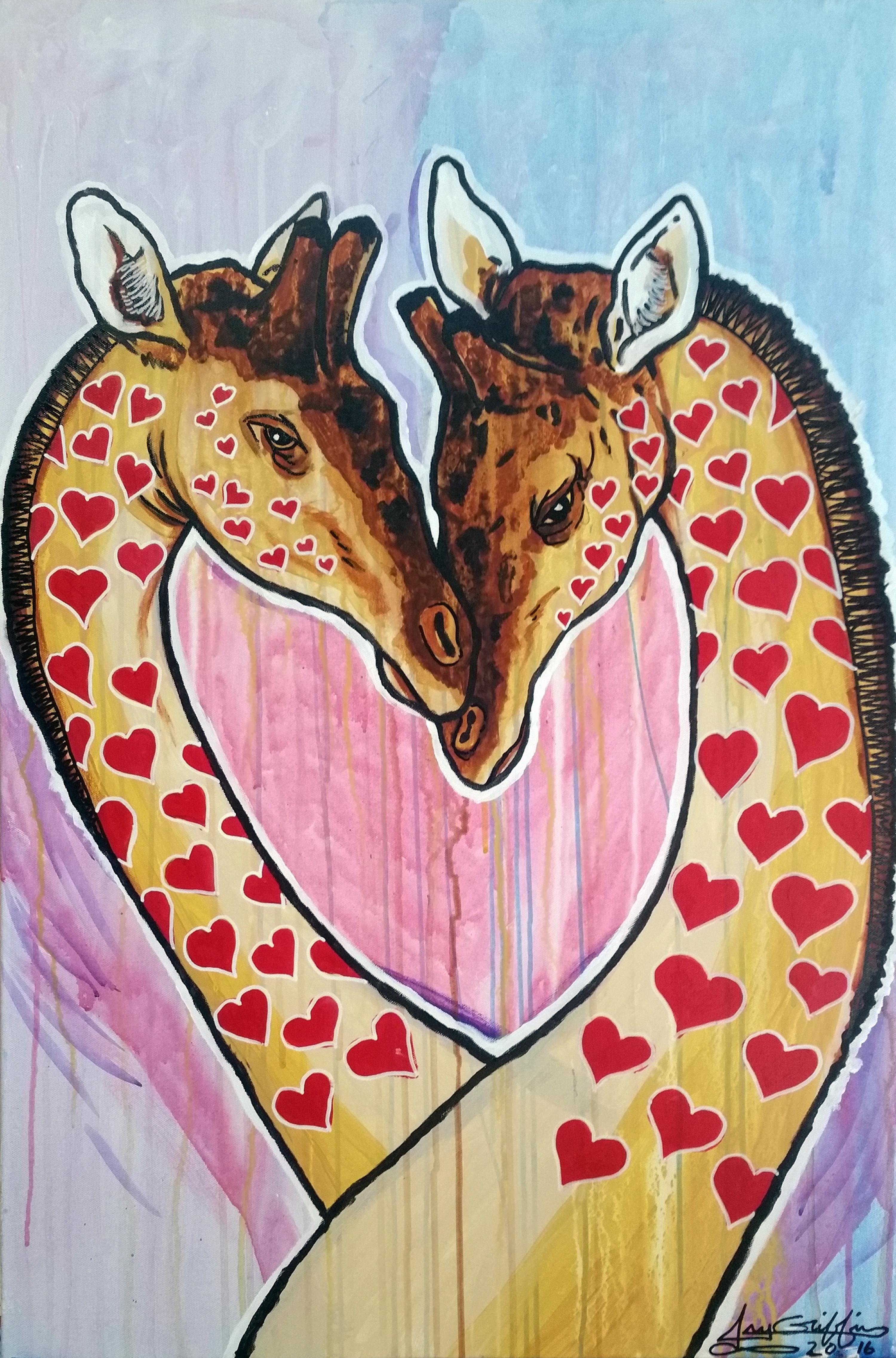 Giraffes 2 sold