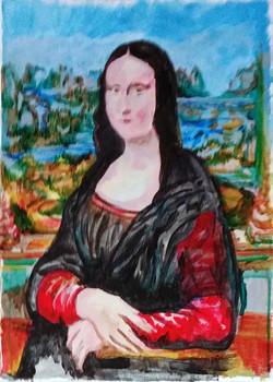 Mona Blur sold
