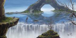 Edge of the Forbidden Sea