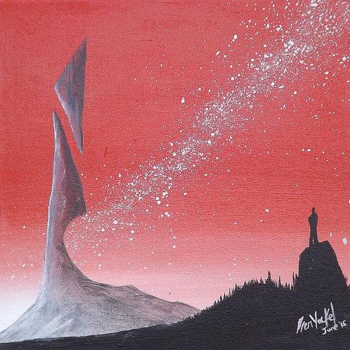 Starbelt Colossus (PRINT) by Ben Yockel
