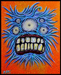 Critter Face 7