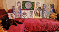ECJ Artworks - Canvases