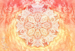 Mandala for Butterly Maiden by Noble Arts Project - 2016 - web