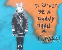 Id Rather Be A Bunny