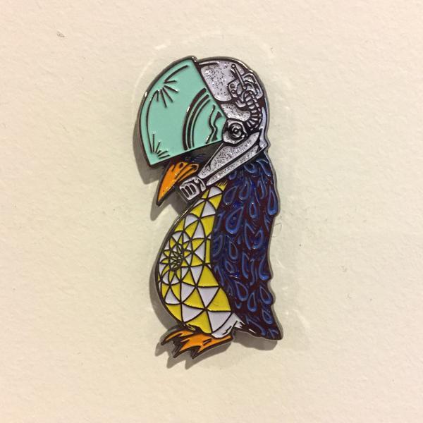 Sir Paisley - Hat Pin