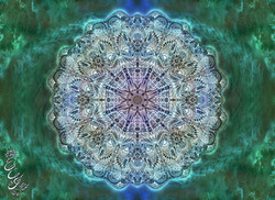 Mandala for Durga by Noble Arts Project - 2016 - web