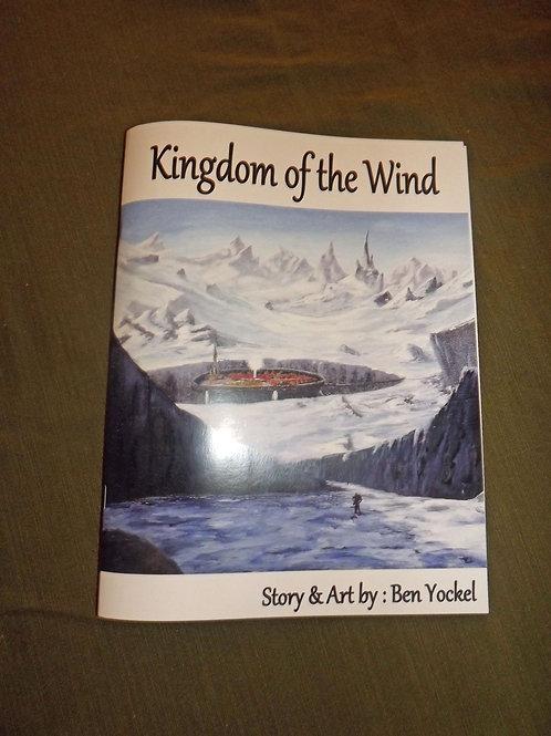 Kingdom of the Wind (Art Book) by Ben Yockel