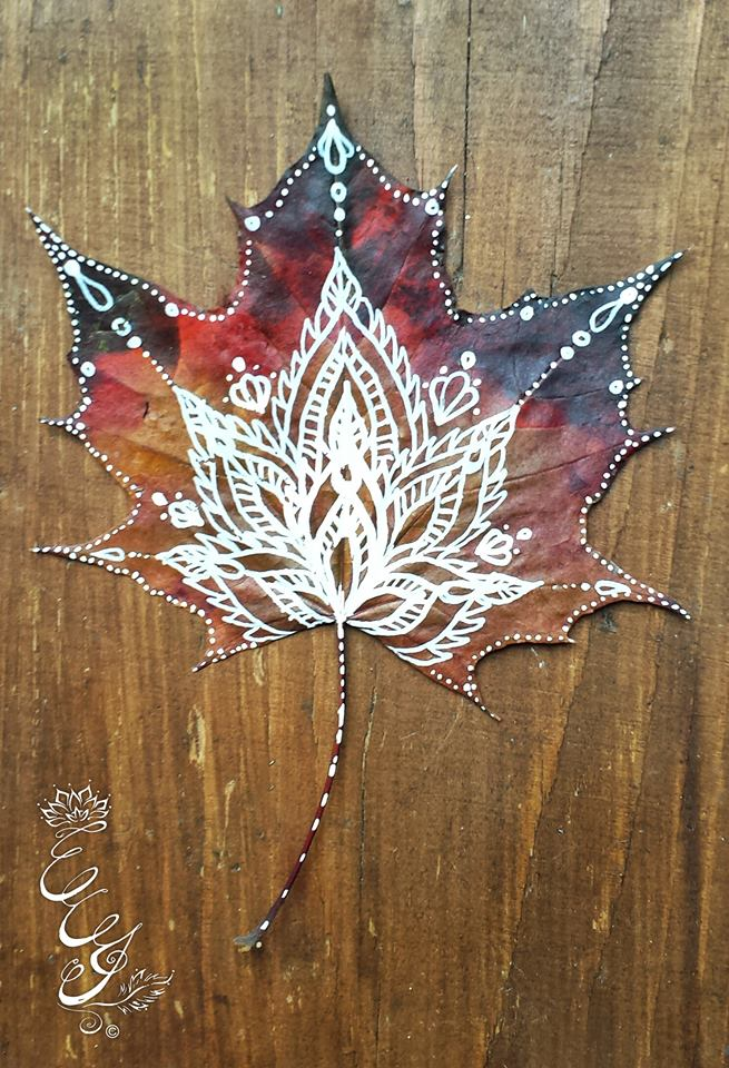 Another leaf - 2015 - web