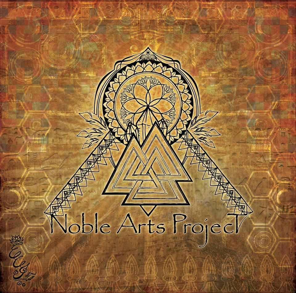 Logo Noble Arts Project - 2016 - web