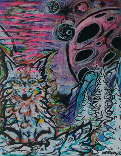 black moon fox