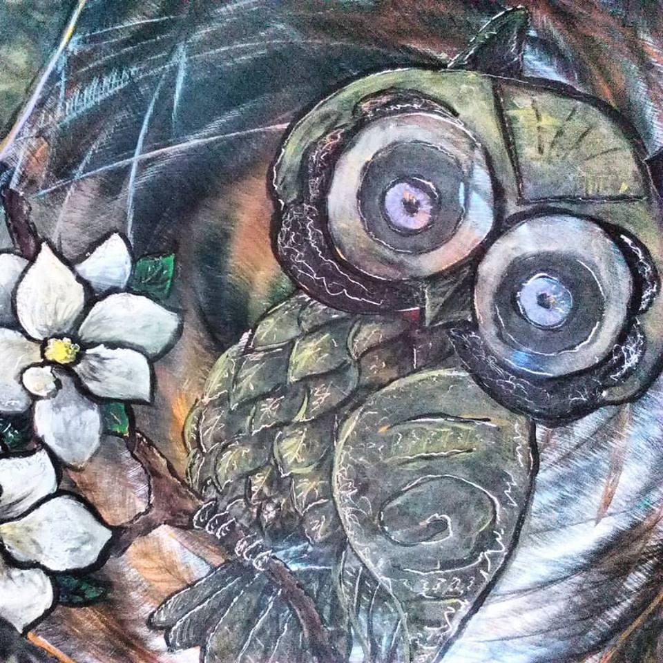 Owl - Comission
