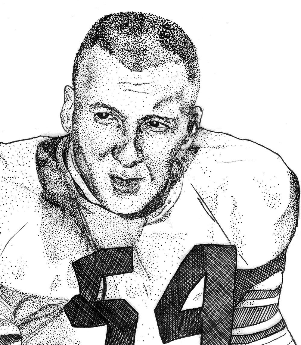 Portrait Pete Goimarac Sr.