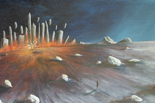 Cataclysm (PRINT) by Ben Yockel