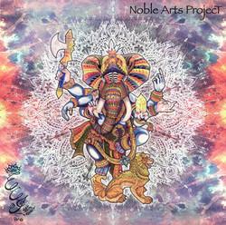 Mandala by ECJ Artworks _ Ganesha by Noble Arts Project color - 2016 - web