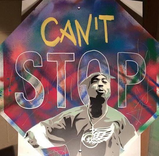 Can't Stop Tupac