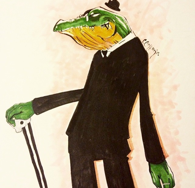 Alligator Butler