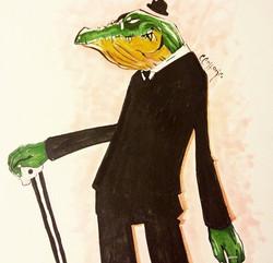Alligator Butler