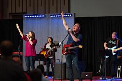 Worship Service- Sundays at 10