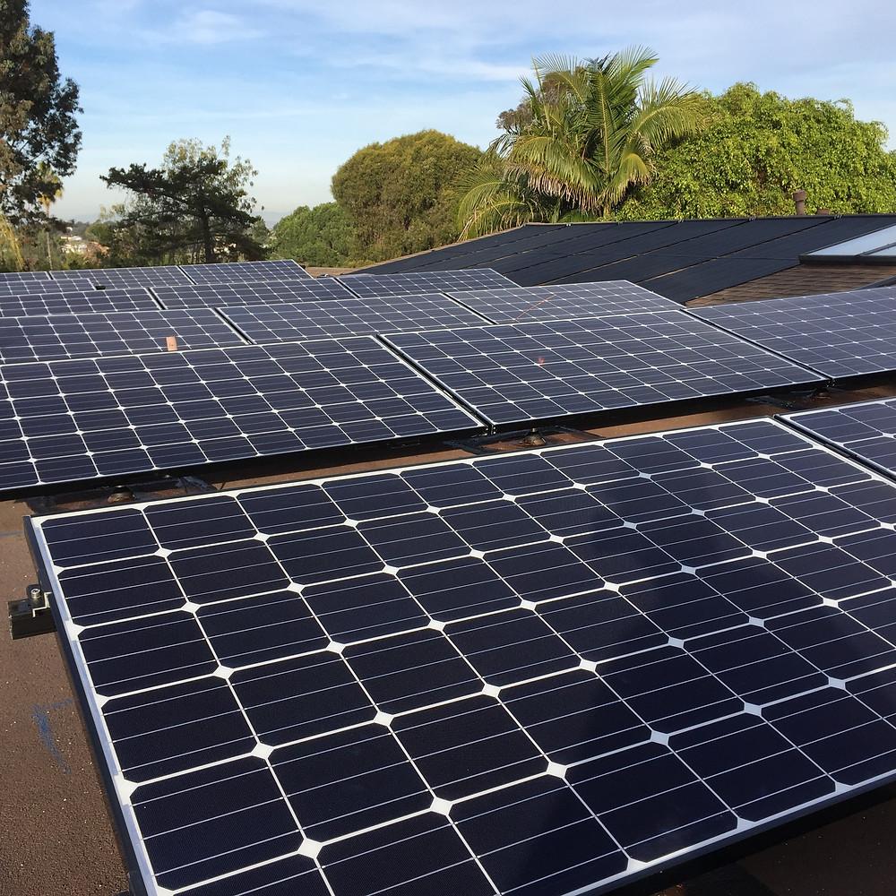Solar in San Diego